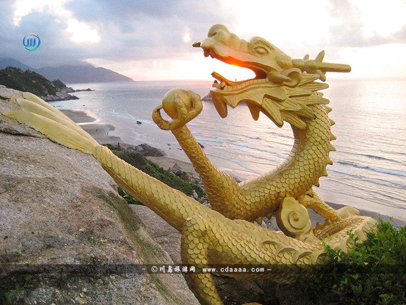 上川岛九龙洞