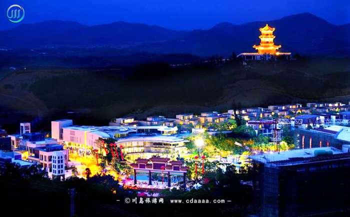 台山颐和温泉城