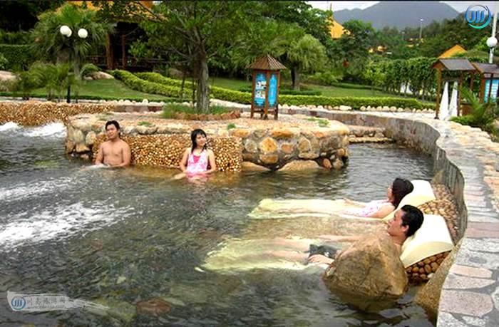 台山富都温泉